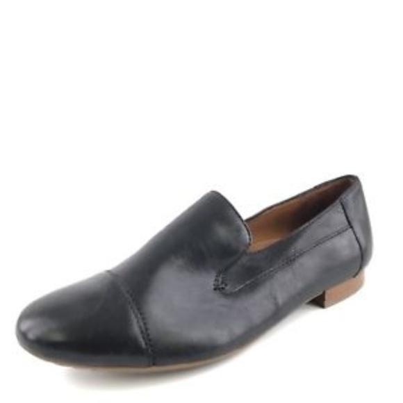 61750d7f20d Paul Green Vince Black Leather Loafers EUC. M 5b7c9f4ba5d7c60b8249d4e1